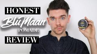 Honest Review | Blumaan Fifth Sample Pomade