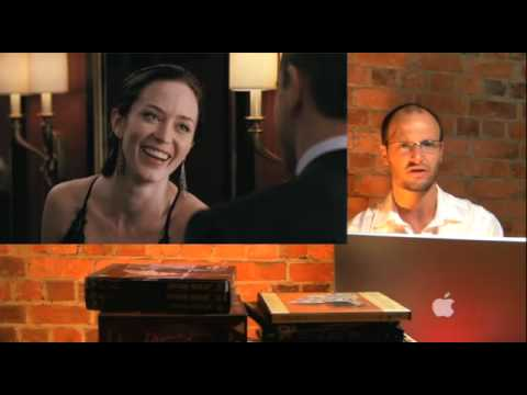 The Adjustment Bureau with Matt Damon &amp; Emily Blunt - Tyrone Rubin Film Show
