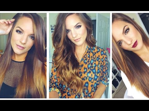 How I Lightened / Highlighted My Hair @ Home
