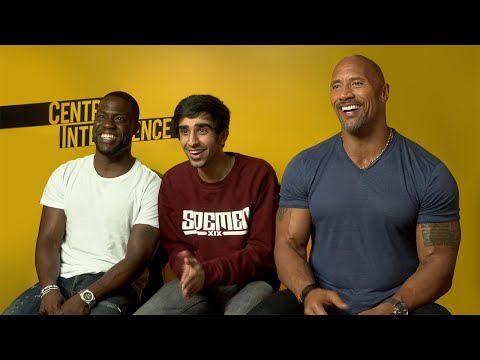 HEADS UP CHALLENGE with KEVIN HART & THE ROCK