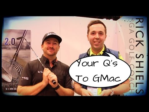 Graeme McDowell Answers Your Questions