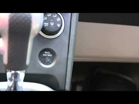 Passenger Airbag Off Reset Nissan Rogue 2011& Other Nissans