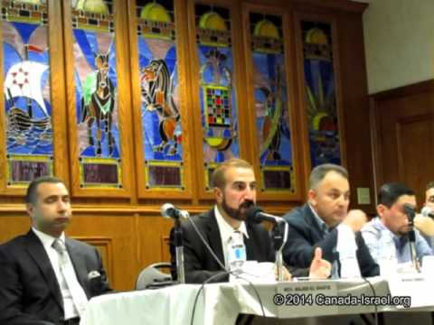 ISIS CRISIS:  Persecution of Religious Minorities and Terrorist Threat to Canada