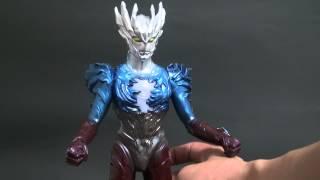 Ultraman Saga - ドラマチックサウンド DXウルトラマンサーガ ultraman saga toy