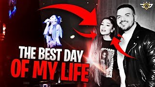COURAGE MET ARIANA GRANDE! THE FULL STORY!
