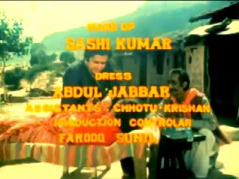 Zindagi Kya Hai Kanta Hai Ya Phool ( The Great Kishore Kumar) *a Rare Gold * video