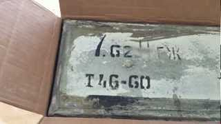$70 300 round tin Surplus 7.62x54 Mosin Ammo from j and g sales