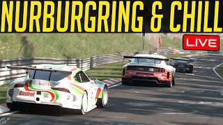 Nurburgring Nordschleife and Chill