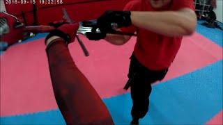 The Art of Long Sword Fencing - Sport Camera