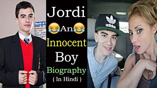 Jordi: A Innocent Boy Life Story In Hindi | Funny Biography | Teri-Makii