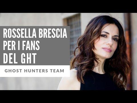 GHT – Video Messaggio di Rossella Brescia per i Fans del GHT