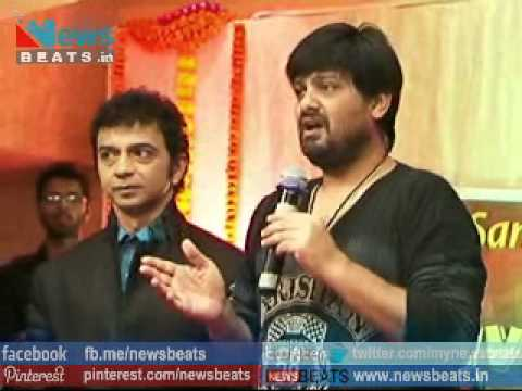 Tushar Kapoor And Wajid As Guest At Sarosh Sami Live In Concert video