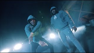 Tee Grizzley & G Herbo - Never Bend Never Fold [ Video]