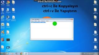 Şaka Virusu Yapımı | CaptainHackerTeam | CaptainVirus