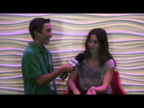 Great Interview with McKayla Maroney on SportsTalk4Kids