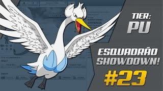 Esquadrão Showdown #23 SharK & Pallas | Smogon PU