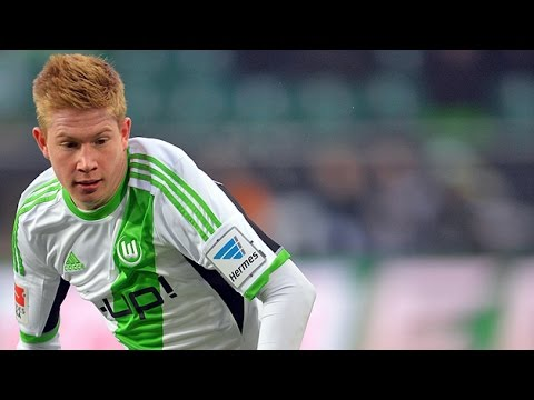 Kevin De Bruyne Skills | first quarter of the season 2014/2015