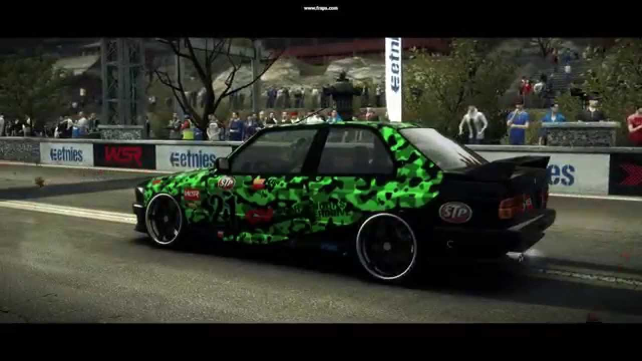 Bmw Drifting Game Bmw E30 Drift Game