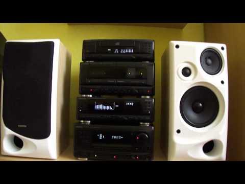 KENWOOD UD-90 HIGH END best  Audio System ever !!