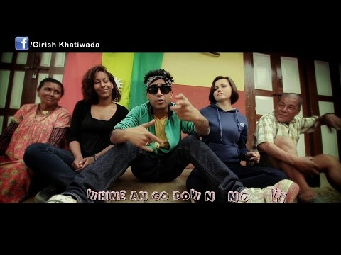Girish - Ganja Man | Nepali Pop Reggae Rap Music Video | NEPHOP...