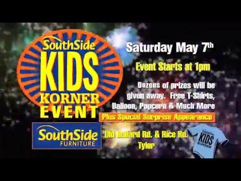 """Southside Furniture """"Kids Korner"""" Event - 5/7/16"""