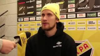 Haastattelussa uusi KalPa-pelaaja Niko Hovinen
