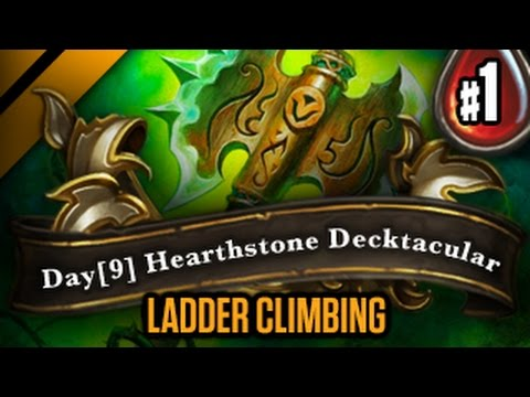 Day[9] Hearthstone Decktacular #89 - Ladder Climbing P1 video