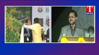 National Institute of Tourism and Hospitality Management Campus Conference  Telugu - netivaarthalu.com
