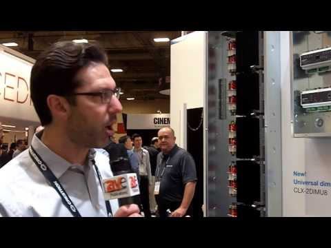 CEDIA 2015: Crestron Talks New Universal Dimming Module With LED Control/Dimming, Pyng Integration