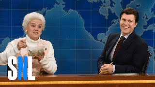 Weekend Update: Deenie on The People v. O.J. - SNL