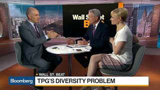 TPG Called Out for Lack of Diversity by Pension Official