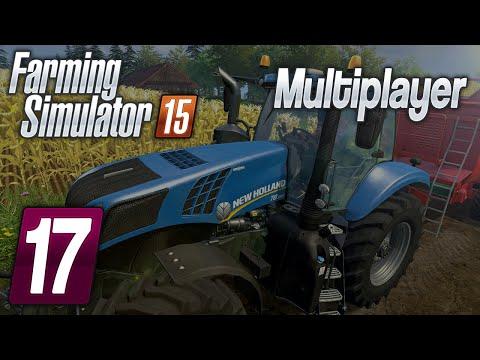 Zagrajmy w Farming Simulator 2015 na multiplayer #17 Świąteczne zakupy :D