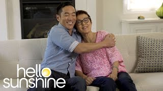 Westworld's Leo Nam Makes Spring Rolls With His Mom and Talks Bad Haircuts