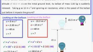 Kinematics Lecture- linear Motion