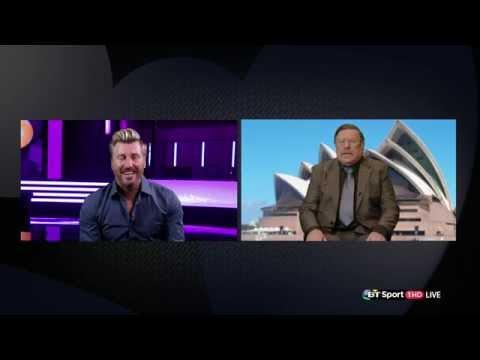 Savage interviews Mike Bassett