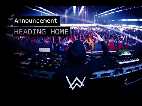 download lagu Alan Walker Is Heading Home Trailer gratis