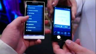 Hands-on: Sony Xperia Ion and Xperia S