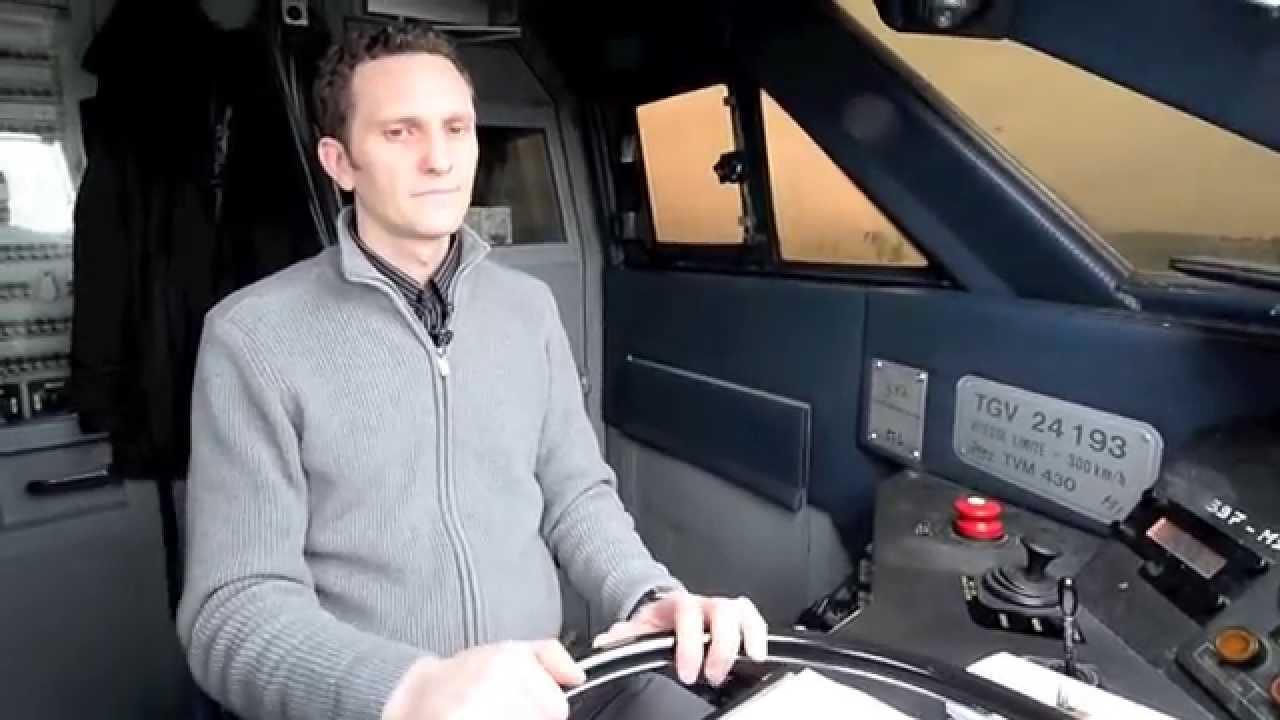 comment devenir conducteur de train tgv