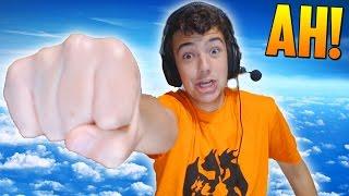 SOY SUPERMAN!!! SUPER MEGA SALTO!! - Gameplay GTA 5 Online Funny Moments (Carrera GTA V PS4)