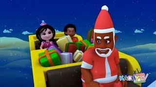 Jingle Bells Kids Christmas Songs | Nursery Rhymes for Kids | Kachy TV Nursery Rhymes - Kids Songs