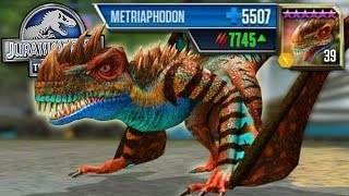 A NEW LEVEL OF OVERPOWERED!!    Jurassic World - The Game - Ep247 HD