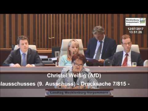 Christel Weißig: Mehr Qualität bei der Ausbildung von Erziehern!