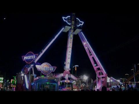 Pitbull & Jennifer lopez - Feria de sevilla 2011 - (HD 720) - Inverter - Michelangelo 2011 copyright