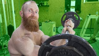 Gymnast vs. Bodybuilding | Yuri Marmerstein