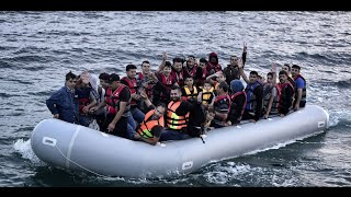 Syrian Refugee Crisis - The hardest part of their journey to Europe.