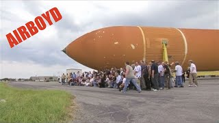 The Last Shuttle External Tank