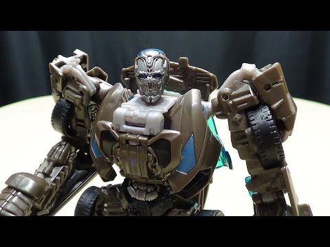 Age of Extinction Deluxe LOCKDOWN: EmGo's Transformers Reviews N' Stuff