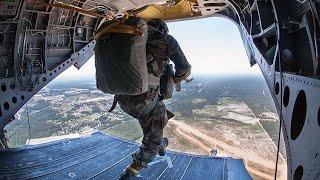 Indian army para jumping | free fall | sky jump | Indian air force | compilation