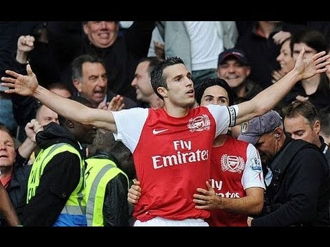 Chelsea 3-5 Arsenal | Arsene Wenger hails Arsenal hat-trick hero Robin van Persie