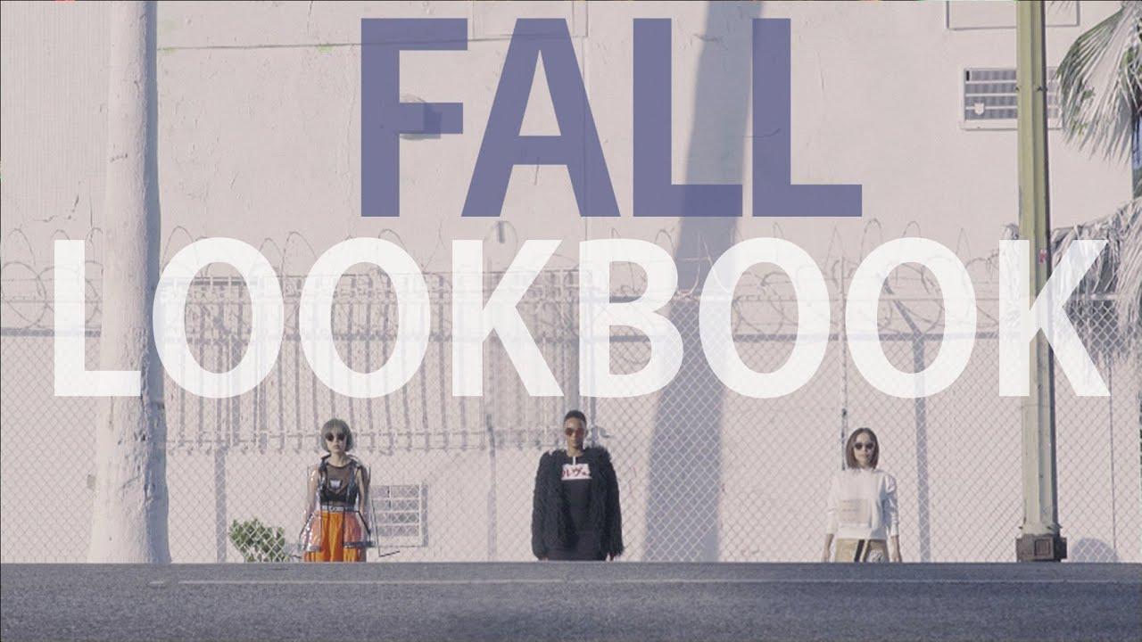 ✦   2015  FALL  LOOKBOOK  ✧